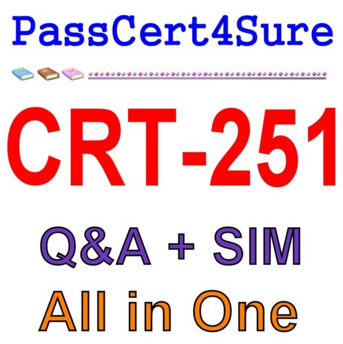 Salesforce Certified Sales Cloud Consultant CRT-251 Exam Q/&A+SIM SU18