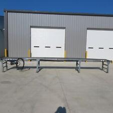 259 Slider Bed Belt Conveyor 18 Bed 24 Fpm 208 230460
