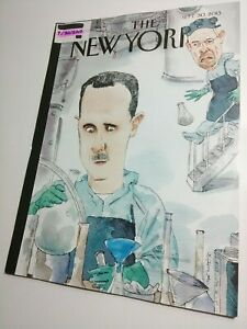 The-New-Yorker-Magazine-9-30-13-Breaking-Bad-Walter-White-Near-Mint-issue