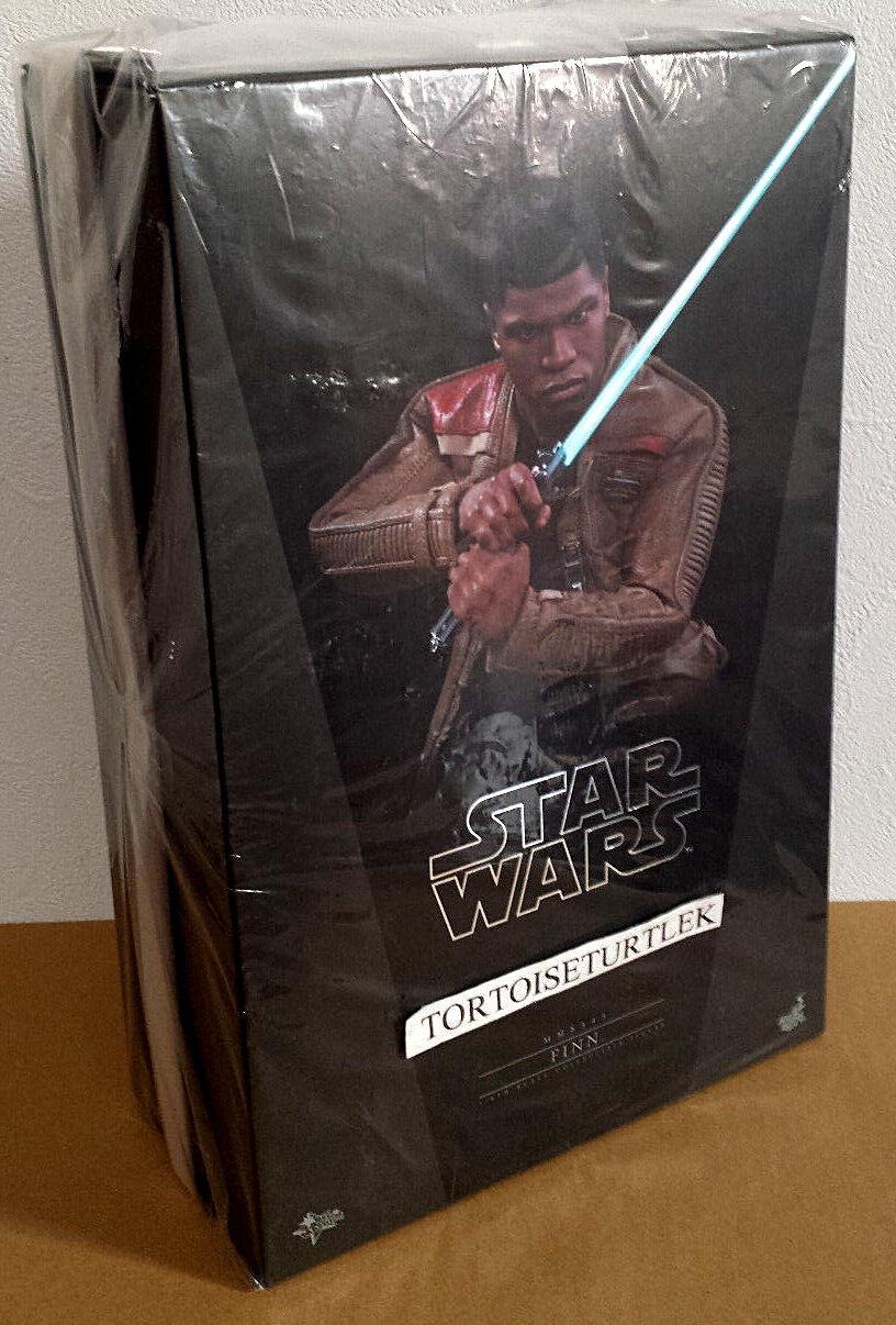 Hot toys Movie Masterpiece Star Wars Finn 1 6 action figure