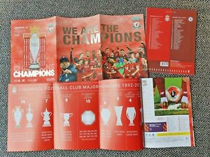 Liverpool-v-Chelsea-LIMITED-EDITION-CHAMPIONSProgramme-22-7-20-READY-TO-POST
