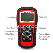 MaxiScan MS509 OBD2 OBDII EOBD Scanner Car Code Reader Data Tester Diagnostic