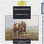 Dmitri-Shostakovich-Sym-No-8-CD-Value-Guaranteed-from-eBay-s-biggest-seller