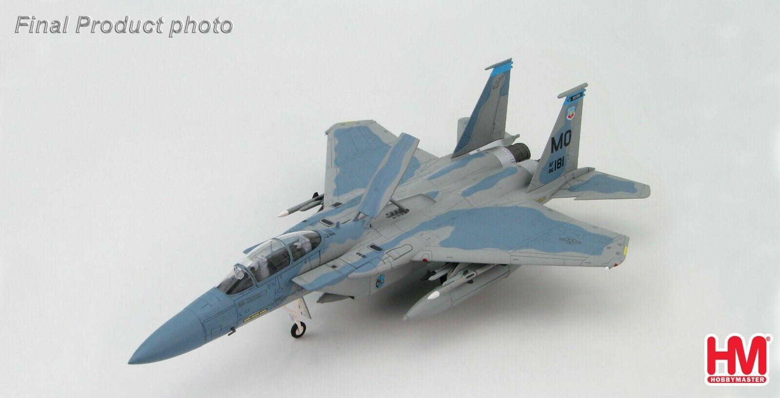 F - 15 d Águila Águila Águila 390th FS jabalí 366 FW Mountain House AFB 0d3