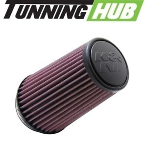 K/&N Filters RU-3130 Universal Air Cleaner Assembly