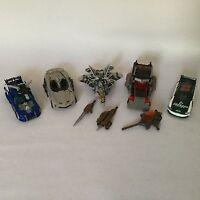 Transformers Action Figure Bundle Dark Of The Moon Hasbro Optimus Prime