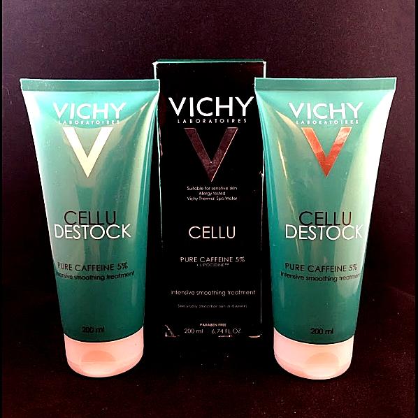 Vichy Cellu DESTOCK Intensive Smoothing Treatment GEL ...