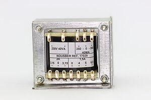 TRANSFORMADOR-DE-RADIO-ANTIGUA-350-0-350V-40VA-PARA-4-VALVULAS-R2-17029-2