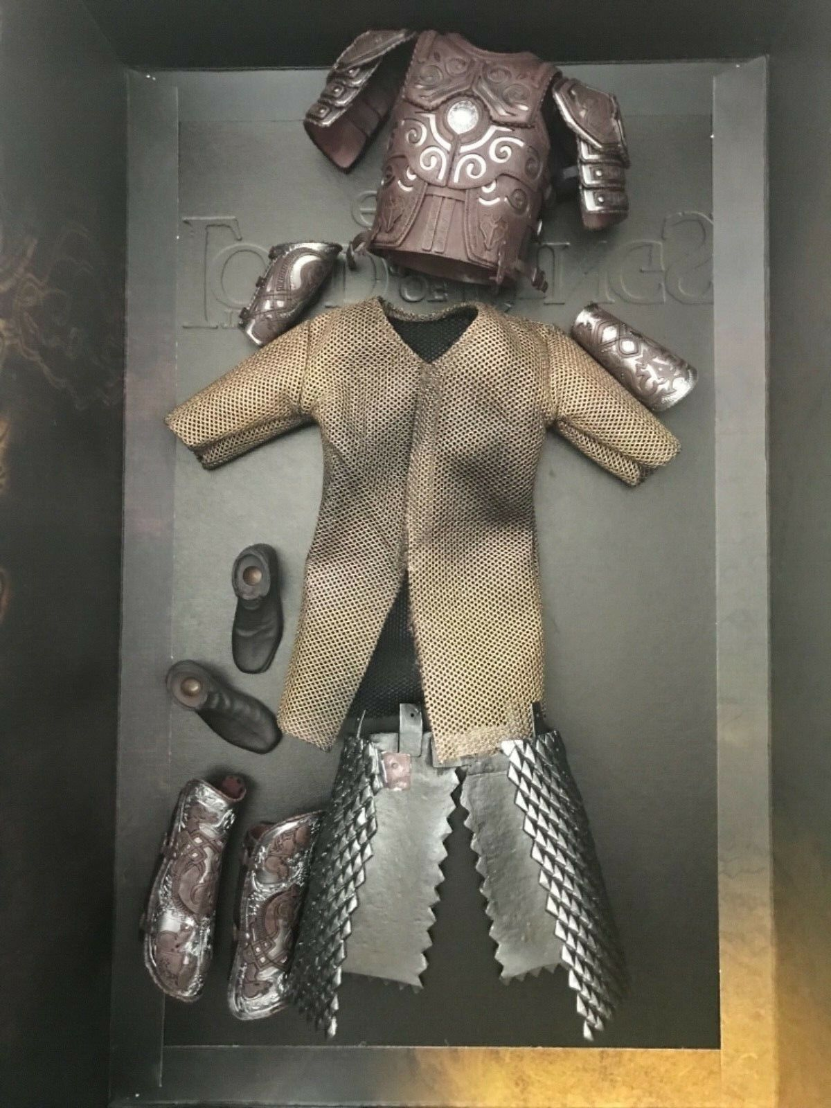 Asmus Lord Of The Rings EOMER (HOBT-06) - 1 6th helmet & armor