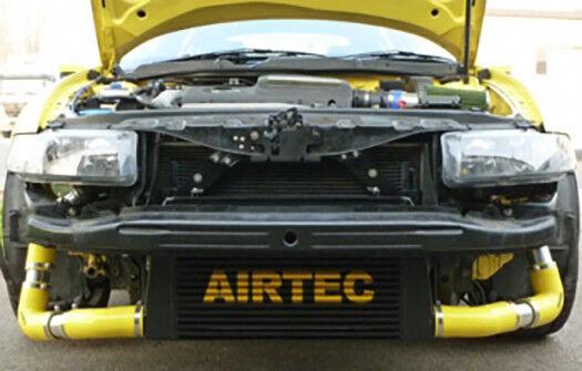 Airtec Vordere Halterung Interkühler Fmic Upgrade Seat Cupra R 1M 225 (2002-2006
