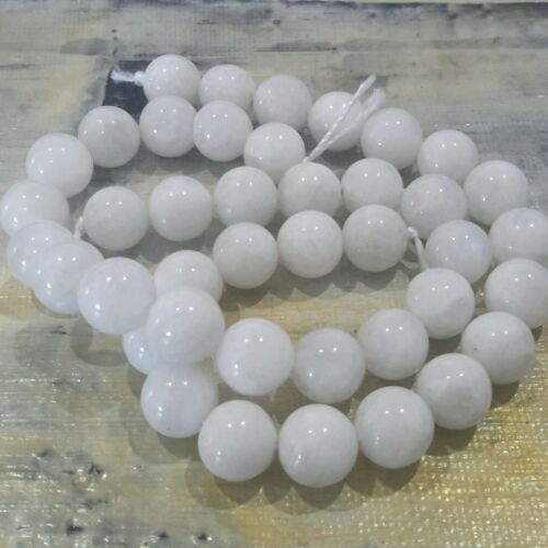 Natural Moonstone 10mm Approx 19pce 1mm hole   Free postage Oz Selle