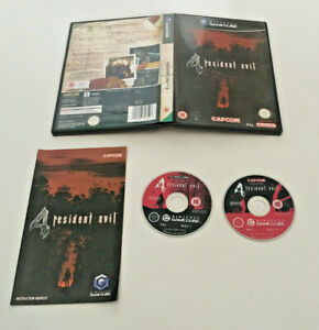 Resident-Evil-4-Nintendo-Gamecube-Game-Complete-With-Instructions-PAL