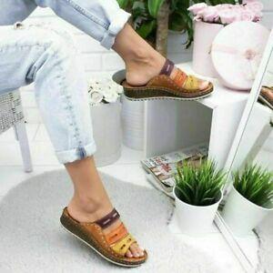 New-BESTWALK-Five-Colors-Orthopedic-Sandal-Summer-Non-slip-Shoes-Women-039-s-Shoes