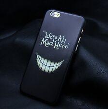 Coque Housse Etui carré laught smile sourire Pour IPhone 6 ( 4,7) CASE i phone