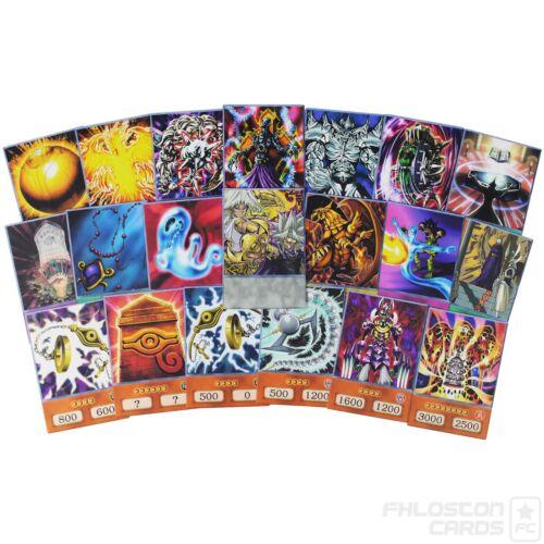 20pcs Yami Marik Anime Style Deck Orica Yu-Gi-Oh Custom Cards