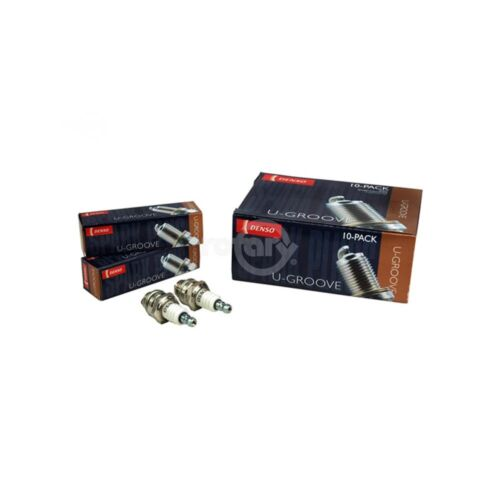 Min Pack Autolite 295 /& Champion J8 Replaces NGK B6S Denso Spark Plug W14-U