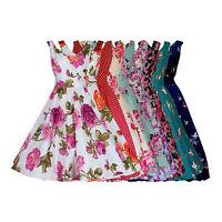 40's 50's Vintage Style Retro Party Rockabilly Tea Dress Many Prints 8 - 28