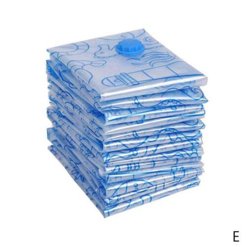 5Size Saving Storage Bags Vakuumversiegelung Organizer Bag /& Pump