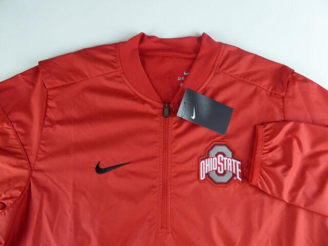 df3faeea2b958 Buy Nike Mens L Ohio State Buckeyes OSU Lockdown Sideline Quarter ...