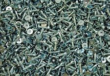 1000 Torx Wafer Head 10 X 34 Self Drilling 3 Tek Screw 10 Zinc Sds