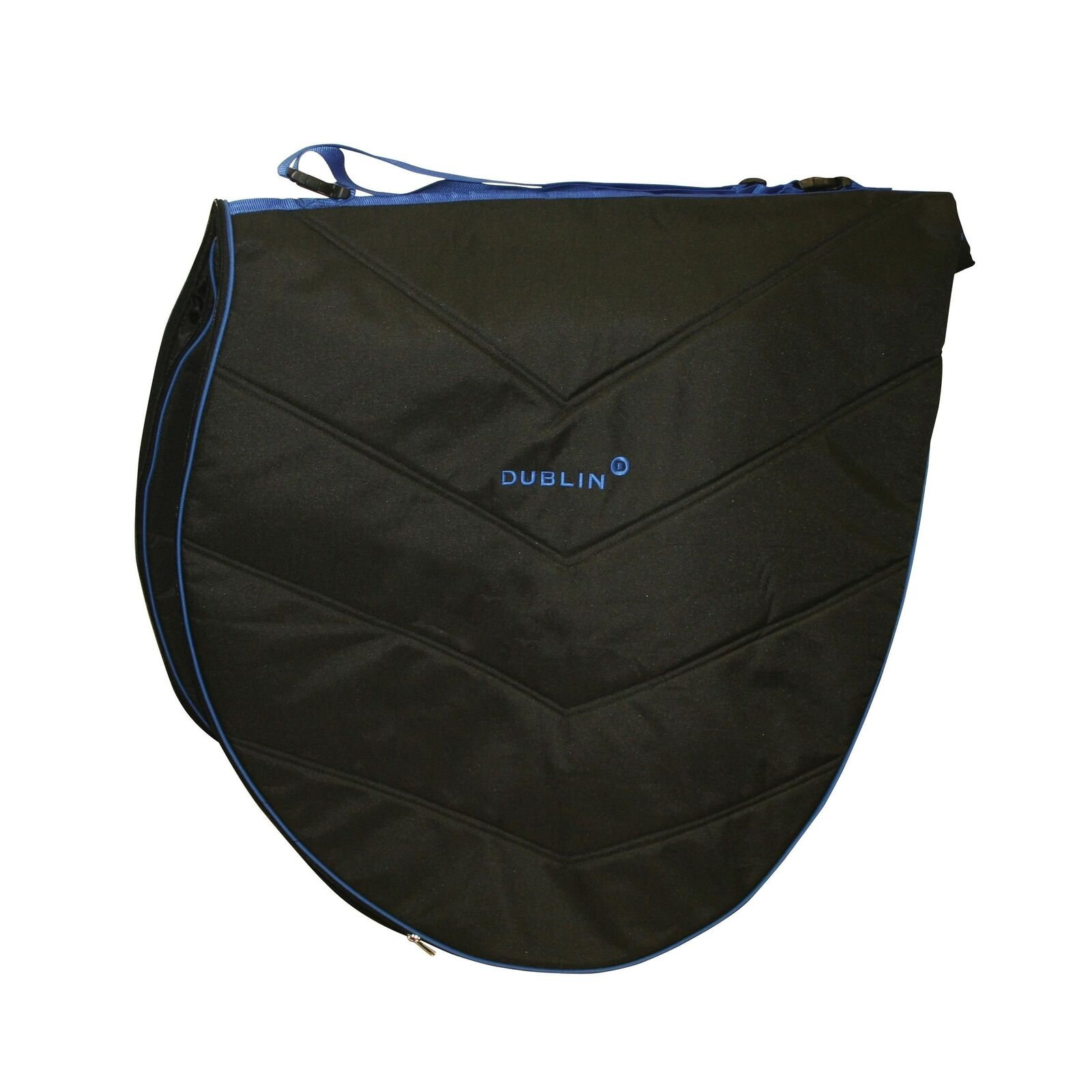 Dublin Imperial Saddle Bag predecting your saddle on the yard or at a show. It h