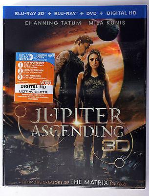 Jupiter Ascending  Hologram 3D Slipcover ONLY Lenticular Art