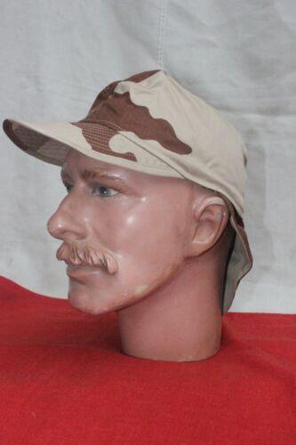 Casquette Bigeard avec nuquière Tour de tête 58 cm camouflage Centre Afrique