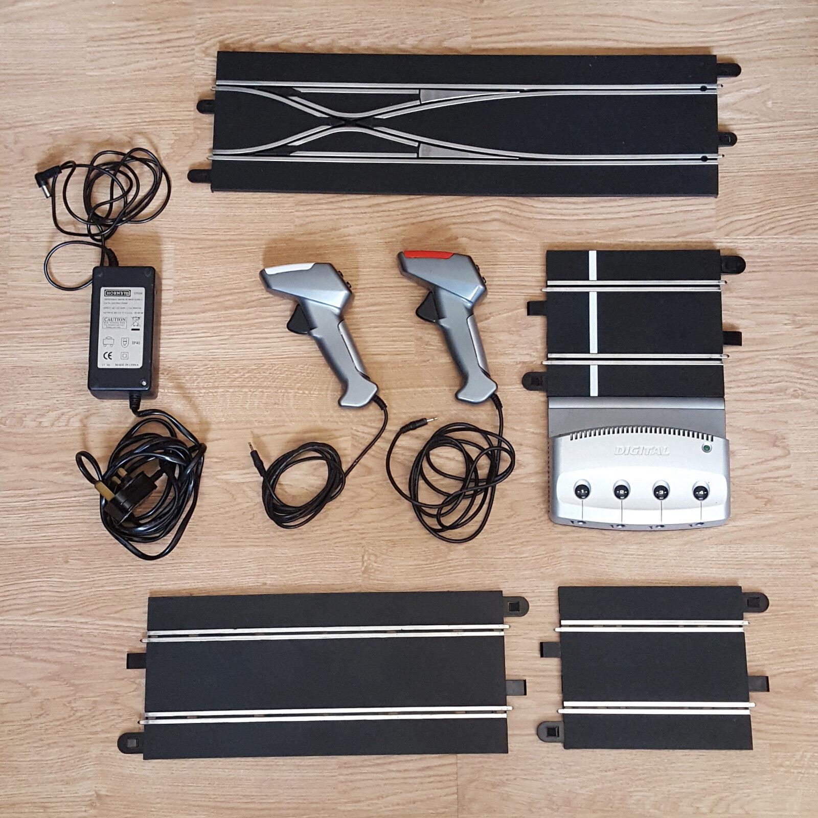 Scalextric 1 32 Numérique Kit de conversion C7040 Powerbase C7056 manettes Piste  E