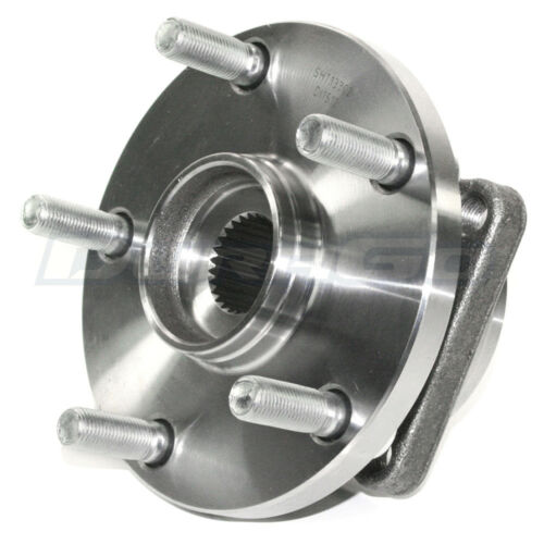 Wheel Bearing and Hub Assembly Front IAP Dura 295-13302