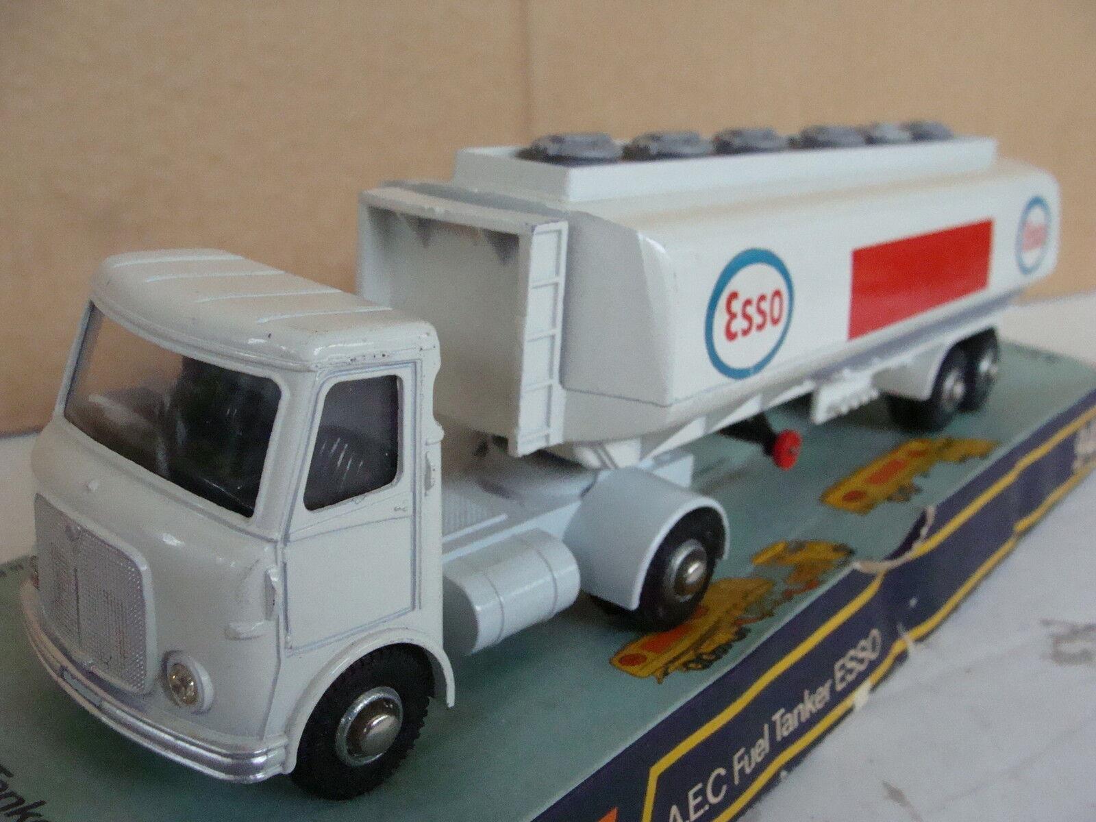 Truck Truck Dinky fuel tanker it 945 box old toys