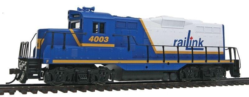 Spurweite h0 - u.s.diesel lokomotive gp9m eisenbahnverbindung 141 neu