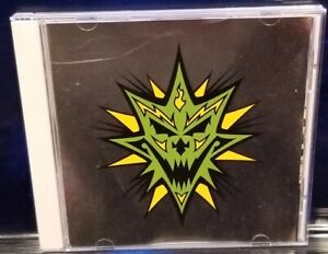 Insane Clown Posse - Bang Pow Boom CD GREEN I.C.P. juggalo psychopathic twiztid