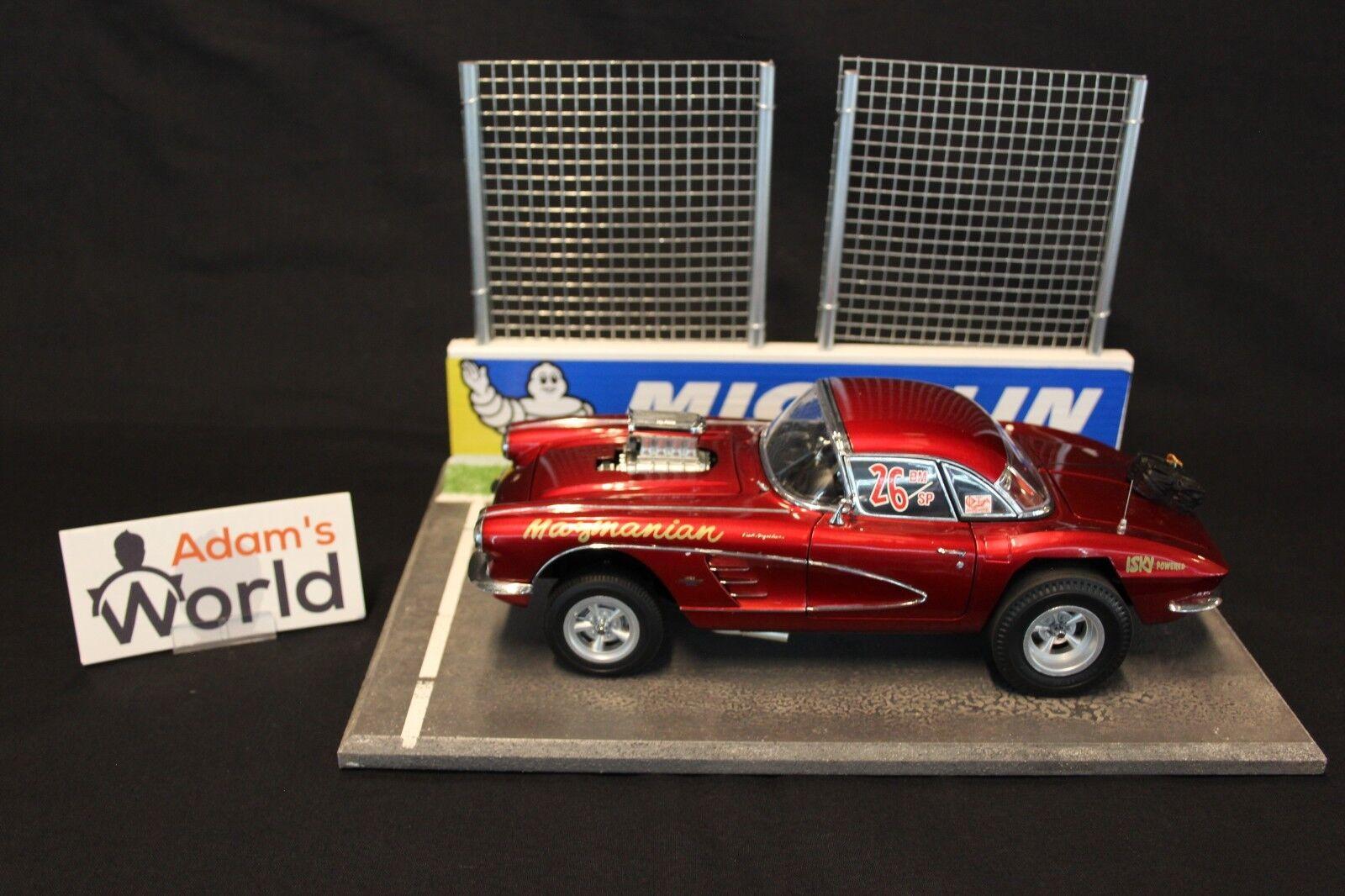 1961 präzision modell chevrolet corvette gasser 1,18   26 john mazmanian (mcnb)