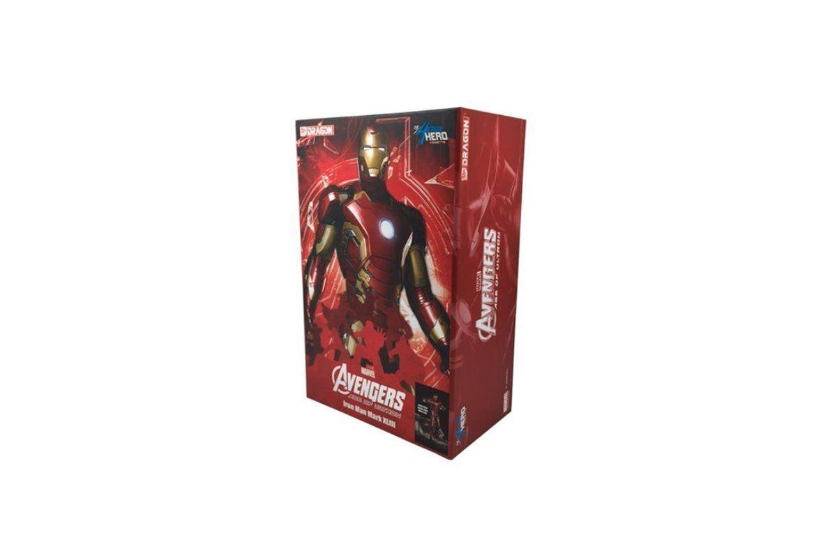 Dragon Marvel 38144 1 9 Iron Man Mark XLIII Avengers Age Of Ultron