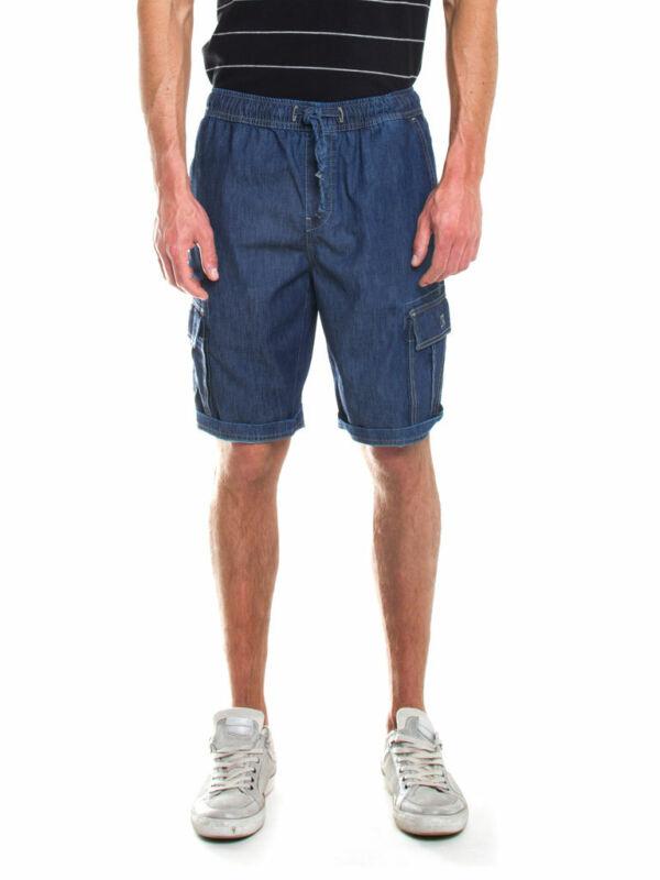 Carrera Jeans - Bermuda Jeans Per Uomo, Tessuto Elasticizzato