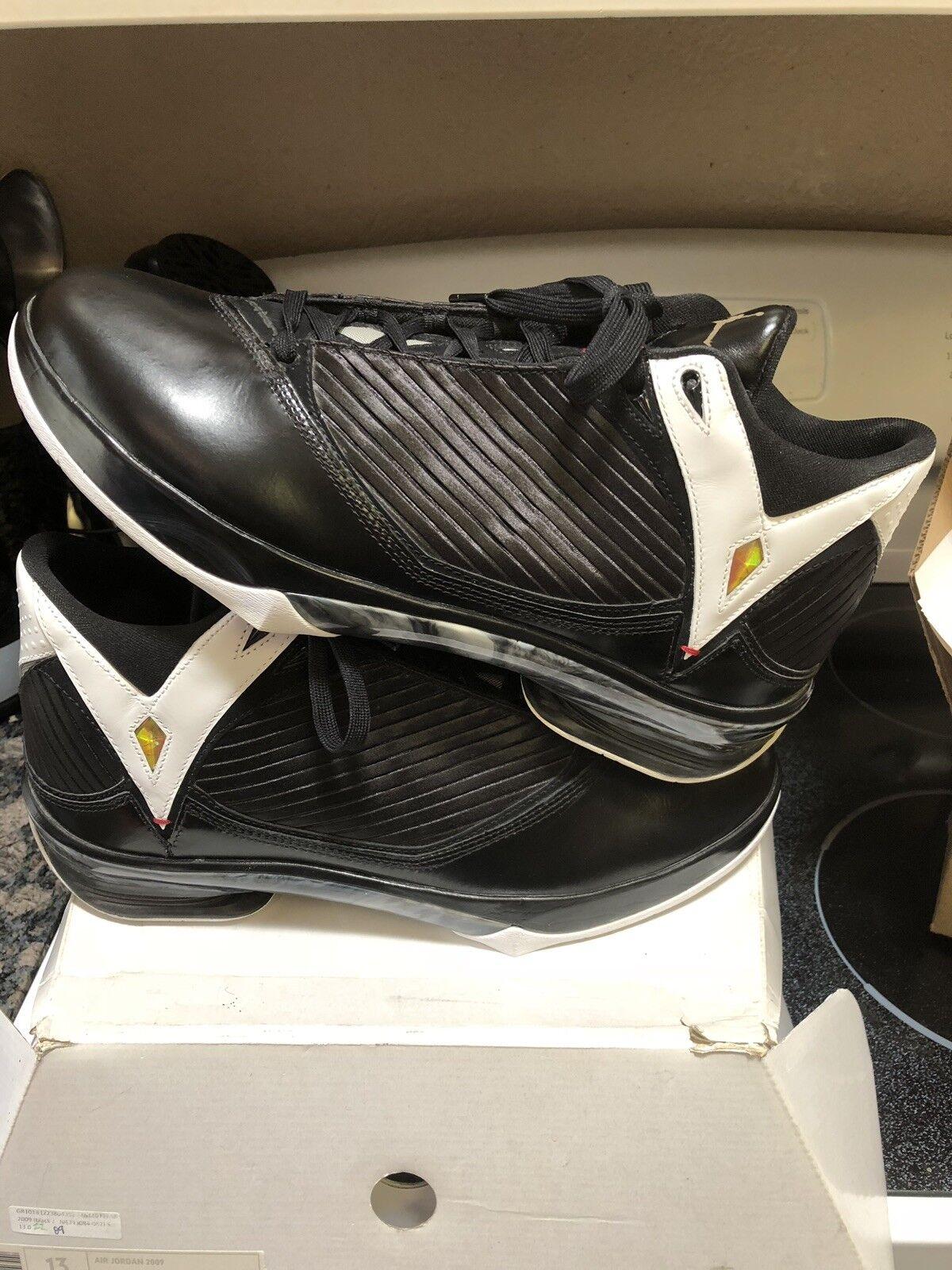 Nike Air Jordan 2009 (24) Size 13 Black Varsity Red Bred 343084-062 Xi Xii 1 Vi