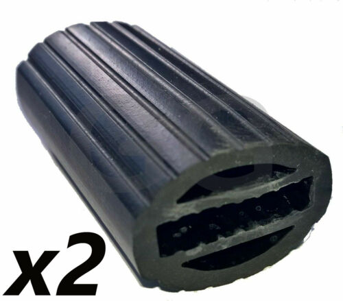 x2 Thule 591 Pro Ride Bike Cycle Carrier Wheel Rim Protector Spare Part 51231