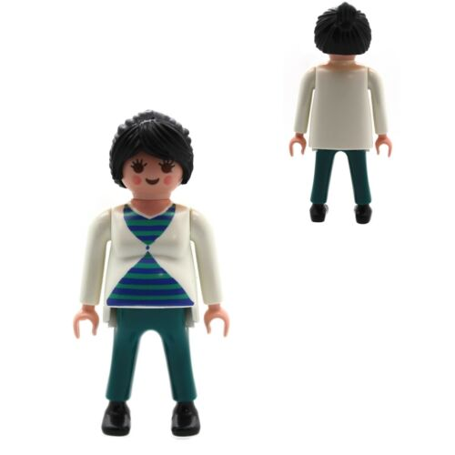 Playmobil Figur Women Mama Mother Pregnant Women Baby Belly 4782 9423 5568