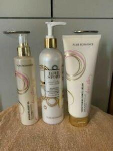 Pure Romance 3 Piece Coochy Cream Body Dew Lotion Love Story Fast Shipping Ebay