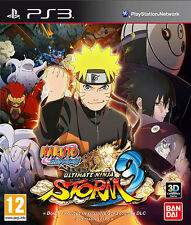 Naruto Shippuden Ultimate Ninja Storm 2 ~ PS3 (in Great Condition)