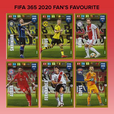 Fifa 365 Cards 2019-173 Fans Favourite Giorgio Chiellini
