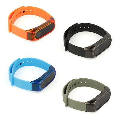 SchöN Ersatzband Für Xiaomi Mi Band 2 Fitness Tracker Smartwatch Armband Uhr