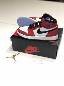 524795f4433d Nike Spiderman Sneakers Jordans Shoes