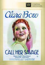 Call Her Savage - Region Free DVD - Sealed
