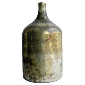 Metallic-Vintage-Mercury-Glass-Vase-D10-034-x18-034-DT75556