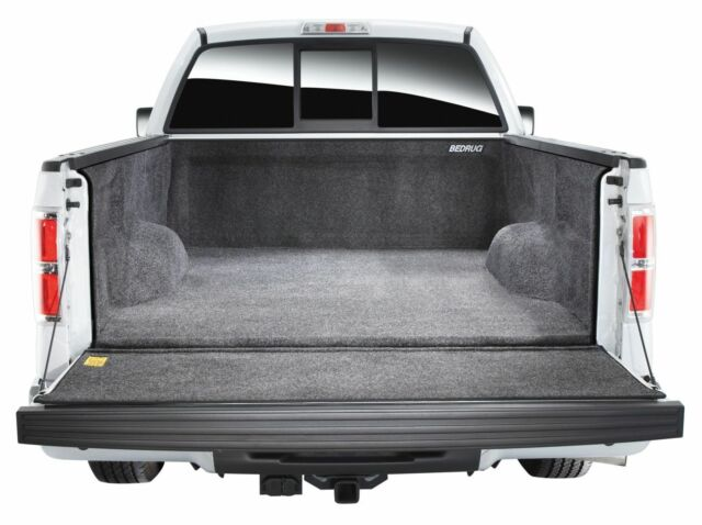 BEDRUG PREMIUM BED LINER (BLACK) FOR FORD RANGER PX DUAL CAB  2012-2017