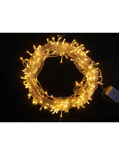 MAITY Lichterkette Wasserdicht Innen Außen 8 Modi Dimmbar Dekobeleuchtung