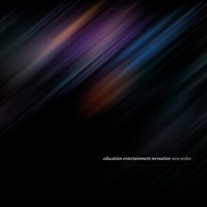 New Order - education entertainment recreation [CD] Sent Sameday*