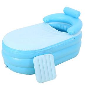 Beau Image Is Loading Portable Spa Folding Bathtub Inflatable Bath Tub Kit