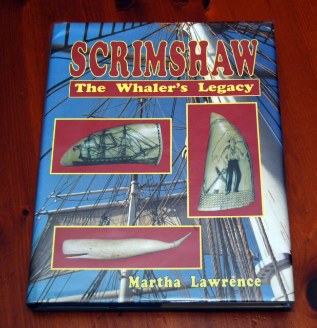 Scrimshaw. The whaler's legacy